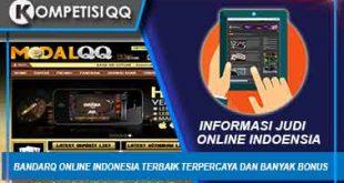 Bandarq Online Indonesia Terbaik Terpercaya dan Banyak Bonus