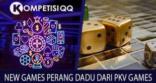 New Games Perang Dadu Dari PKV Games
