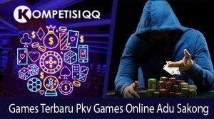 Games Terbaru Pkv Games Online Adu Sakong