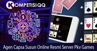 Agen Capsa Susun Online Resmi Server Pkv Games