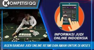 Agen Bandar Judi Online Resmi Dan Aman Untuk Diakses