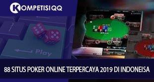 88 situs poker online Terpercaya 2019 di Indonesia