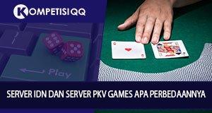 server idn dan server pkv games