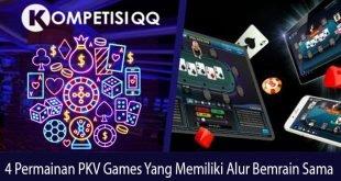4 Permainan PKV Games Yang Memiliki Alur Bermain Sama
